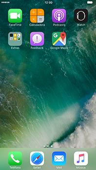 Uso de la navegación GPS - Apple iPhone 7 Plus - Passo 3