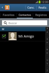Envía fotos, videos y audio por mensaje de texto - Samsung Galaxy Fame GT - S6810 - Passo 7