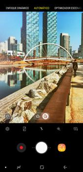 Opciones de la cámara - Samsung A7 2018 - Passo 11