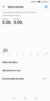 Desactivación límite de datos móviles - Huawei Mate 10 Lite - Passo 4