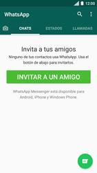 Configuración de Whatsapp - Motorola Moto C - Passo 15