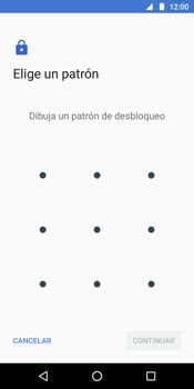 Desbloqueo del equipo por medio del patrón - Motorola Moto G6 Plus - Passo 7