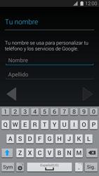 Crea una cuenta - Samsung Galaxy S5 - G900F - Passo 4