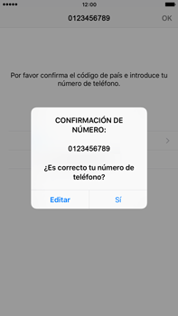 Configuración de Whatsapp - Apple iPhone 6 Plus - Passo 8