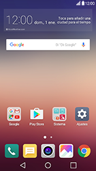 Transferir fotos vía Bluetooth - LG X Power - Passo 1