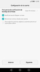 Configura tu correo electrónico - Huawei Cam Y6 II - Passo 10