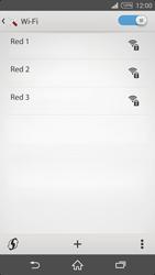 Configura el WiFi - Sony Xperia Z2 D6503 - Passo 6