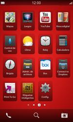 Configura el hotspot móvil - BlackBerry Z10 - Passo 3