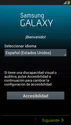 Activa el equipo - Samsung Galaxy Zoom S4 - C105 - Passo 2