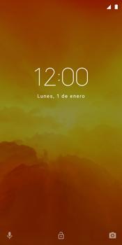 Bloqueo de la pantalla - Motorola Moto E5 - Passo 5