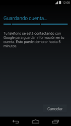 Crea una cuenta - Motorola Moto E (1st Gen) (Kitkat) - Passo 14