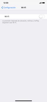Configura el WiFi - Apple iPhone XR - Passo 4