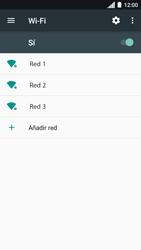Configura el WiFi - Motorola Moto C - Passo 6