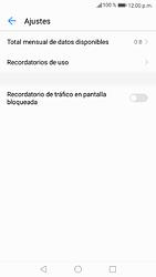 Desactivación límite de datos móviles - Huawei P9 Lite 2017 - Passo 11