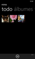 Transferir fotos vía Bluetooth - Nokia Lumia 635 - Passo 4