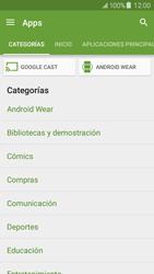 Instala las aplicaciones - Samsung Galaxy J5 - J500F - Passo 6