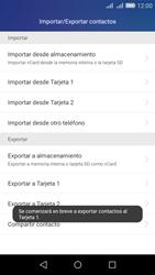 ¿Tu equipo puede copiar contactos a la SIM card? - Huawei Y6 - Passo 10