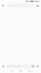 Envía fotos, videos y audio por mensaje de texto - Huawei P9 Lite 2017 - Passo 4