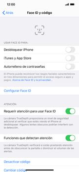 Desactivar la función antirrobo - Apple iPhone 11 - Passo 5