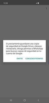 Configuración de Whatsapp - Samsung S10+ - Passo 10