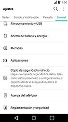 Actualiza el software del equipo - LG X Power - Passo 5