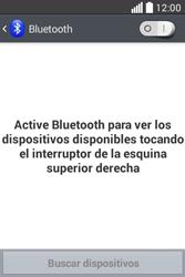 Conecta con otro dispositivo Bluetooth - LG L40 - Passo 5