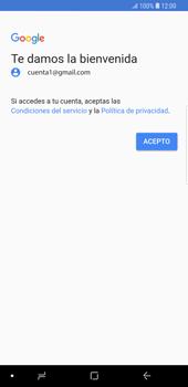 Configura tu correo electrónico - Samsung Galaxy Note 9 - Passo 14