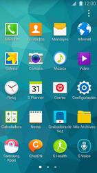 Transferir fotos vía Bluetooth - Samsung Galaxy S5 - G900F - Passo 3