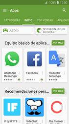 Instala las aplicaciones - Samsung Galaxy S6 - G920 - Passo 5