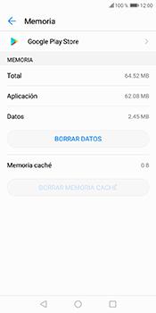 Limpieza de aplicación - Huawei Y6 2018 - Passo 7