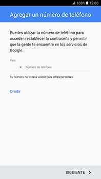 Crea una cuenta - Samsung Galaxy A7 2017 - A720 - Passo 13