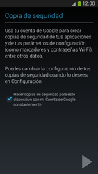 Crea una cuenta - Samsung Galaxy Zoom S4 - C105 - Passo 21