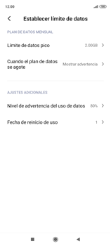Desactivación límite de datos móviles - Xiaomi Redmi Note 9 Pro - Passo 9