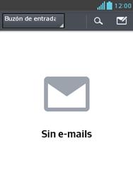 Configura tu correo electrónico - LG Optimus L3 II - Passo 5