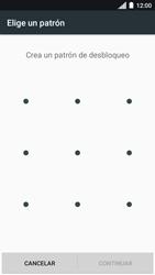 Desbloqueo del equipo por medio del patrón - Motorola Moto C - Passo 8