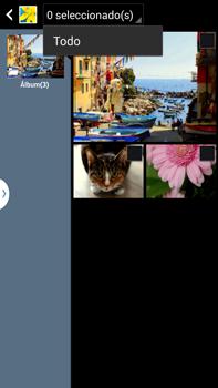 Transferir fotos vía Bluetooth - Samsung Galaxy Note Neo III - N7505 - Passo 8