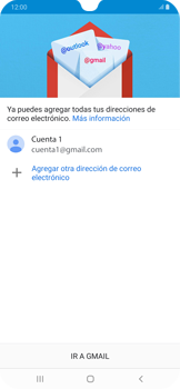 Configura tu correo electrónico - Samsung Galaxy A30 - Passo 14