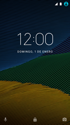 Configura el Internet - Motorola Moto G5 - Passo 24
