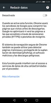 Minimizar el consumo de datos del navegador - Huawei Mate 10 Pro - Passo 7