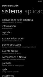 Configura el Internet - Nokia Lumia 1320 - Passo 7