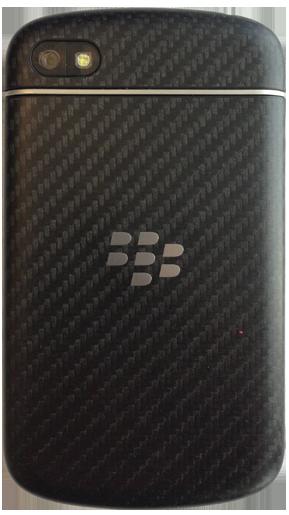 BlackBerry Q10 SQN100 – 1