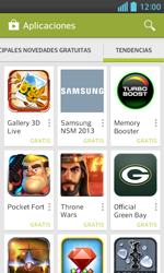 Instala las aplicaciones - LG Optimus L5 II - Passo 13