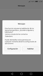 Envía fotos, videos y audio por mensaje de texto - Huawei P9 Lite Venus - Passo 2