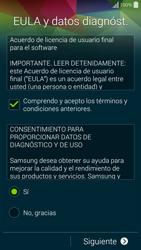 Activa el equipo - Samsung Galaxy Alpha - G850 - Passo 7