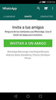 Configuración de Whatsapp - Huawei G8 Rio - Passo 8