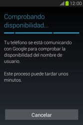 Crea una cuenta - Samsung Galaxy Fame GT - S6810 - Passo 9