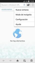 Configura el Internet - Samsung Galaxy A3 - A300M - Passo 20
