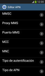 Configura el Internet - Samsung Galaxy Trend Plus S7580 - Passo 12