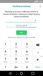 Configuración de Whatsapp - LG X Cam - Passo 8