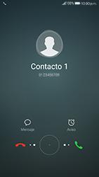 Contesta, rechaza o silencia una llamada - Huawei P10 - Passo 3